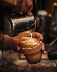 Рецепт кофе Латте. Способы приготовления...