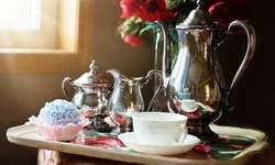 Чай и чайные аксессуары