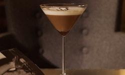Эспрессо мартини. Рецепт приготовления.