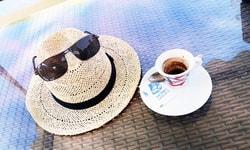 Летний кофейный напиток. Ингредиенты. Способ приготовления.