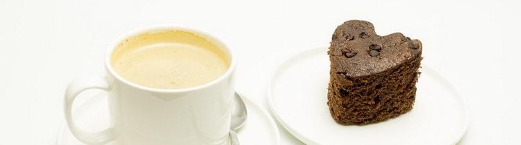 Рецепт кофейного бисквита
