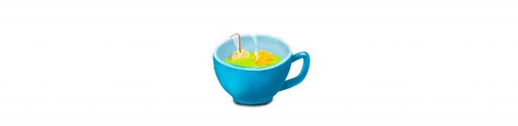 Как заваривать жёлтый чай?