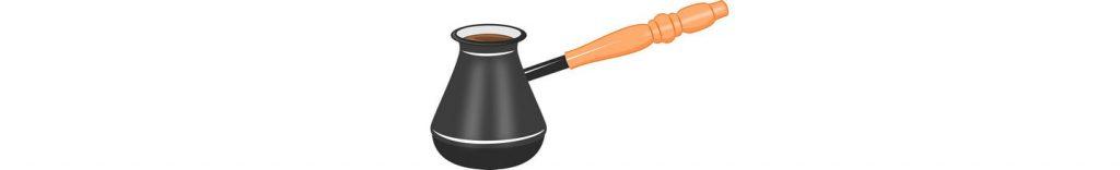 Как приготовить молотый кофе в джезве