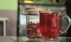 Каркаде - напиток здоровья