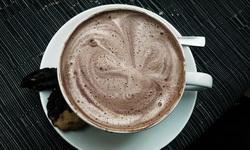 Шоколадный капучино