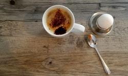 Кофе с яйцом по-шведски. Рецепт. Способ приготовления