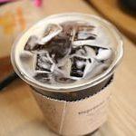 Кофе с замороженными ягодами. Как приготовить?