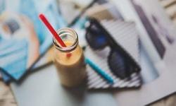 Банановый кофе со льдом. Рецепт. Как приготовить?