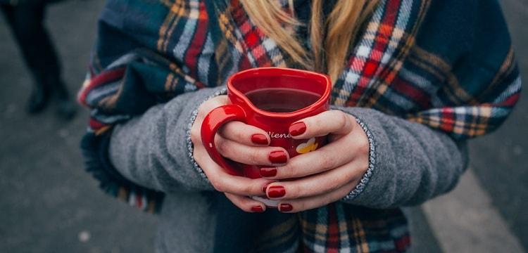 Как сделать маникюр, используя кофе?
