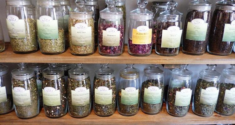 Травяные чаи. Завариваем с пользой