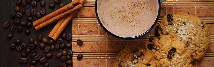 Рецепт печенья из кофе и какао