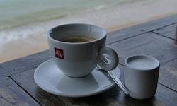 Краткая история кофе illy (Илли)