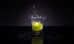 Вода с лимоном, как источник витаминов
