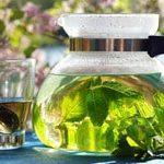 Содержание кофеина в зеленом чае