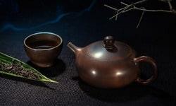 Чайник из глины – для особого чаепития
